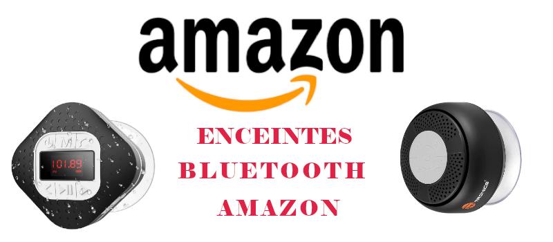 Top 4 des meilleures enceintes Bluetooth Amazon