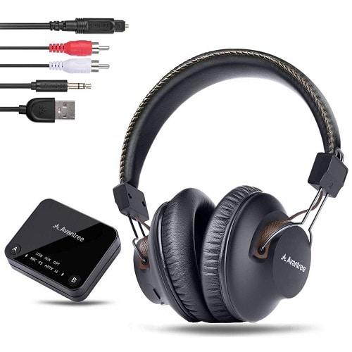 avantree, casque audio sans fil pour tv