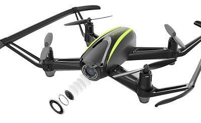 Test du drone avec caméra Potensic U36W RC