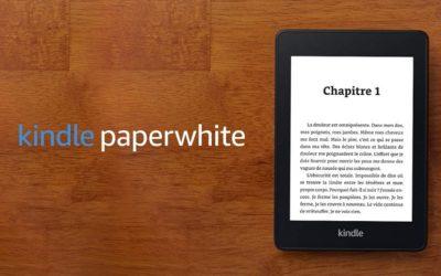 Pourquoi acheter la liseuse kindle paperwhite ?