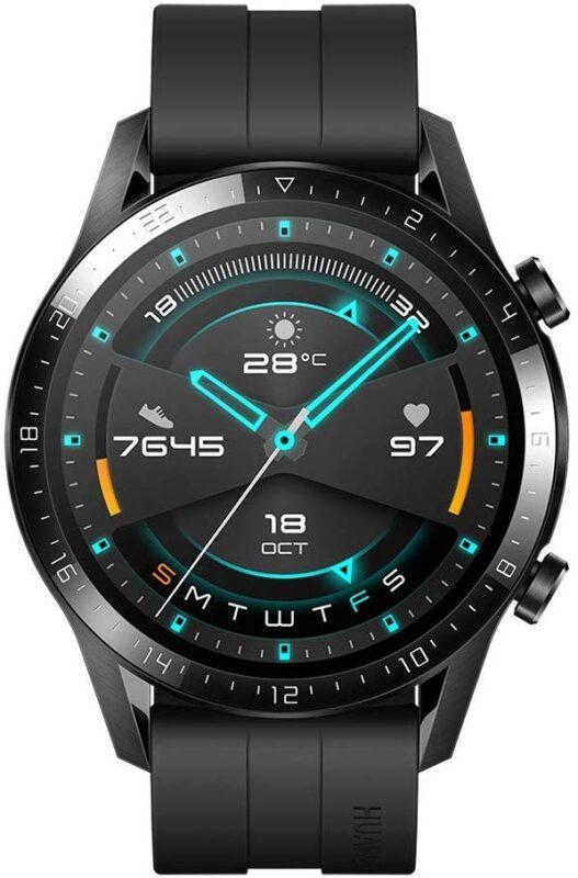 montre connectée huawei watch gt 2