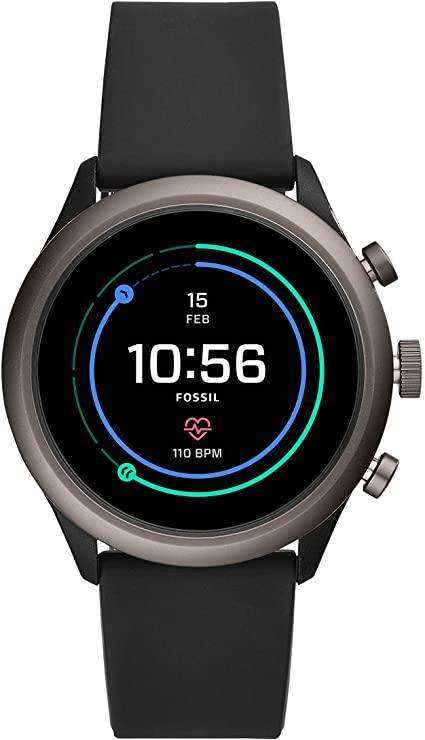meilleure montre connectée Fossil sport