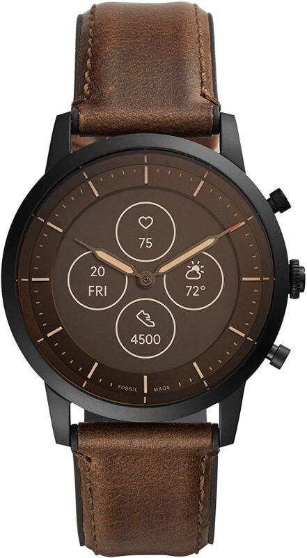 Fossil hybride hr, meilleure montre connectée